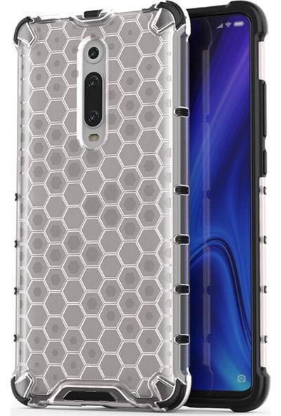 Microcase Xiaomi Redmi K20 - K20 Pro Ball Serisi Sert Tpu Kılıf Şeffaf