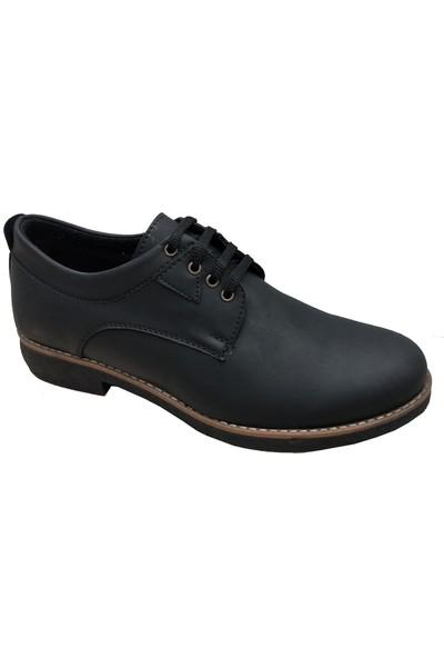 Emre 211 Deri Bağcıklı Erkek Ayakkabı