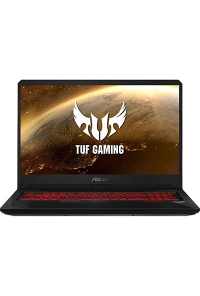 "Asus FX505GD-BQ136T Intel Core i5 8300H 8GB 1TB GTX1050 Windows 10 Home 15.6"" FHD Taşınabilir Bilgisayar"
