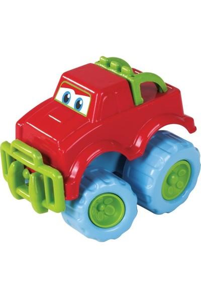 Furkan Toys Zıpır Tekerler Arazi Aracı