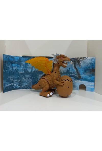 Damra Bebe Dinosaurs Sesli Işıklı Hareketli