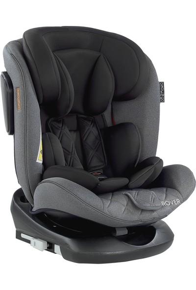 Baby2go 2061 Rover Oto Koltuğu Siyah