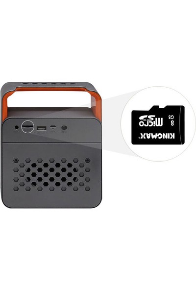 Jacom Musky DY31K Hoparlör Radyo Müzik Çalar