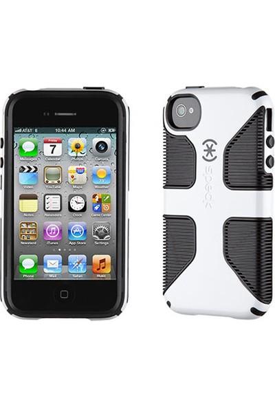 Speck Apple iPhone 4/4S Sert Kılıf Beyaz
