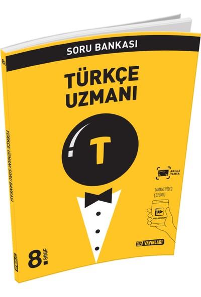 Hız Yayınları 8. Sınıf Türkçe Uzmanı