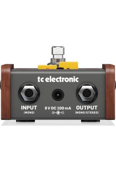 TC Electronic June-60 Chorus Vintage-Analog Chorus Pedalı