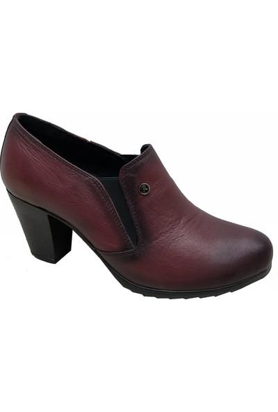 Scavia 13 Deri Kadın Ayakkabı Maxsens Ayakkabı
