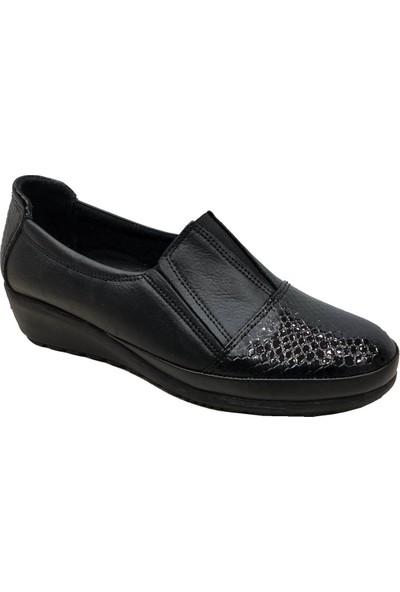 Scavia 903 Deri Kadın Ayakkabı