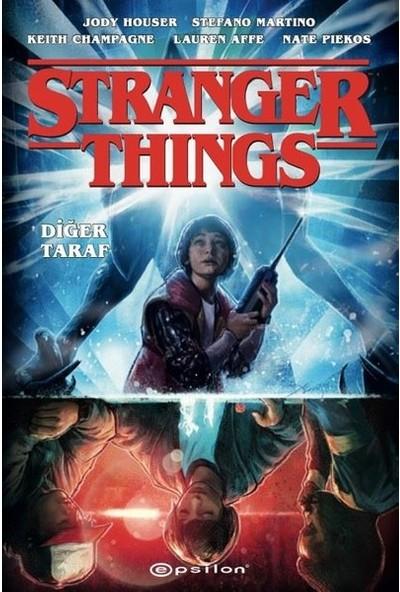Stranger Things: Diğer Taraf - Jody Houser