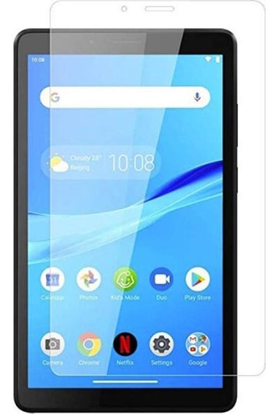 "Microcase Lenovo Tab M7 TB-7305F 7"" Tablet Tempered Glass Cam Koruma"