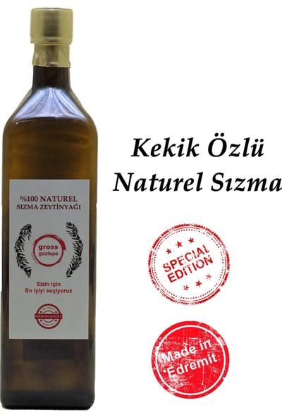 Gross Goztepe Kekik Özlü Naturel Sızma Zeytinyağı 1 l