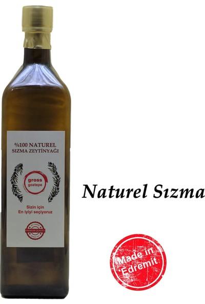 Gross Goztepe Naturel Sızma Zeytinyağı 1 l