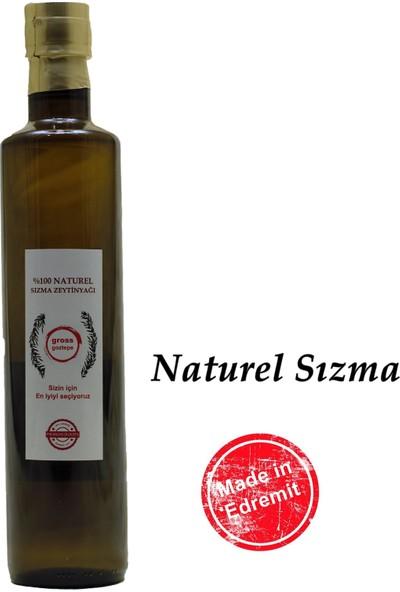 Gross Goztepe Naturel Sızma Zeytinyağı 500 ml
