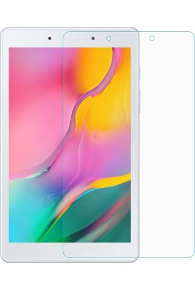 Corsair Samsung Galaxy T375 Nano Glass Esnek Cam Ekran Koruyucu Şeffaf