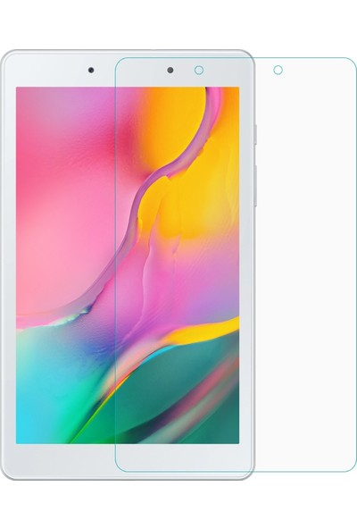 Corsair Samsung Galaxy T280 Nano Glass Esnek Cam Ekran Koruyucu Şeffaf