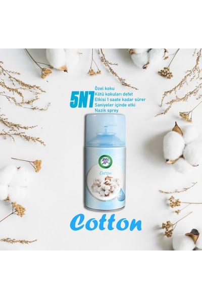 Miss Life Cotton Oda Kokusu Otomatik 250 gr