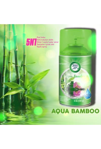 Miss Life Aquaa Bamboo Oda Kokusu Otomatik 250 gr