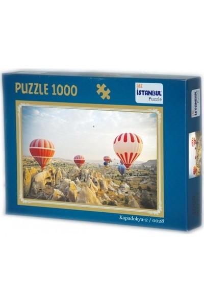 İstanbul Puzzle Kapadokya-2 1000'lik Puzzle