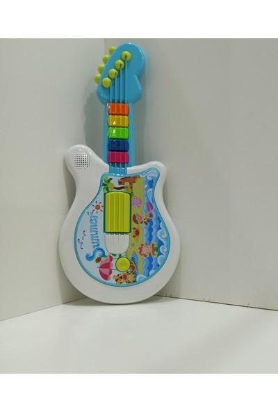 Damra Bebe Sesli Gitar Işıklı