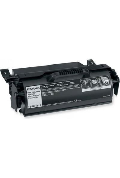 Mastek Lexmark T650/T650H11E Muadil Toner