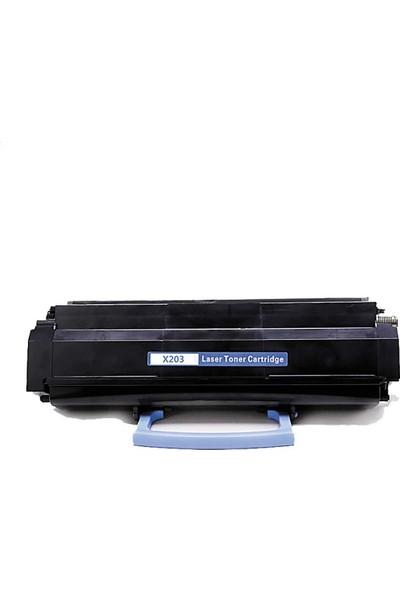 Mastek Lexmark X203-X204 X203A11G Muadil Toner