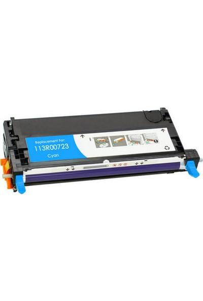 Mastek Xerox 6180/113R00723 Mavi (6K) Muadil Toner