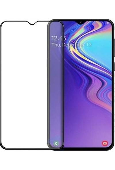 Tbkcase Huawei P Smart 2019 Tam Kapatan Ekran Koruyucu Siyah