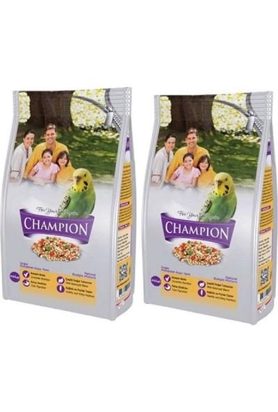 Champion Muhabbet Kuş Yemi 400 gr x 2 Paket