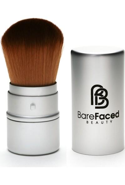 Barefaced Beauty Vegan Kapaklı Kabuki Yüz Fırçası