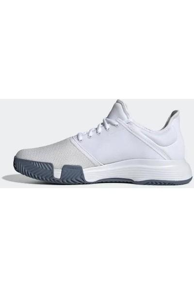 Adidas Ee3815 Gamecourt Beyaz Erkek Tenis Ayakkabısı