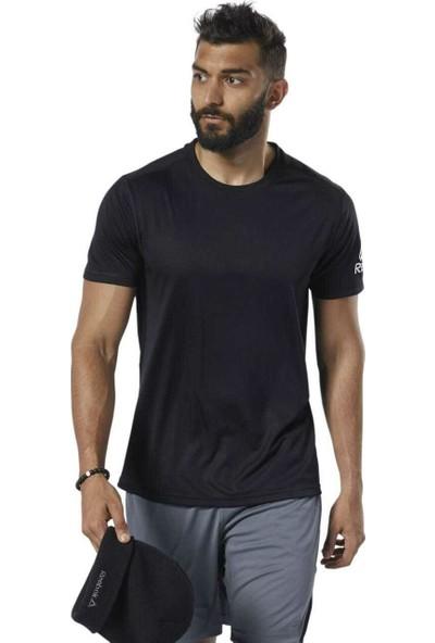 Reebok Ed2727 Erkek Siyah Tişört
