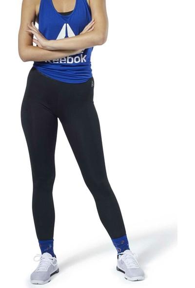Reebok Eh5811 Kadın Siyah Sporcu Tayt