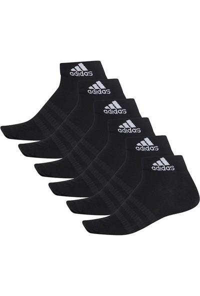 adidas Dz9399 Siyah Bilek 6 Çift Çorap