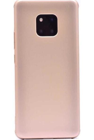 Ygt Huawei Mate 20 Pro Premier Silikon Gold