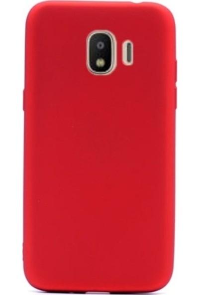 Ygt Samsung Galaxy J2 Core Premier Silikon Kırmızı