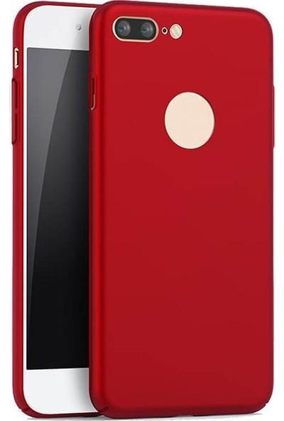 Ygt Apple iPhone 7/8 Plus Premier Silikon Kırmızı