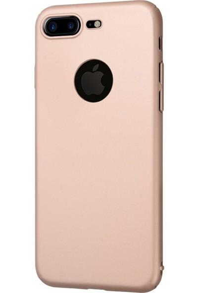 Ygt Apple iPhone 8 Plus Gold Premier Silikon