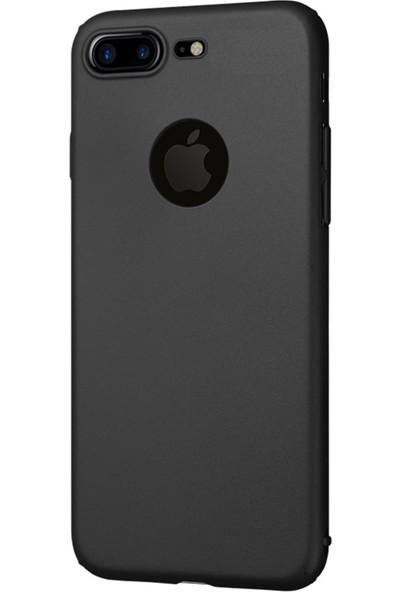 Ygt Apple iPhone 7 Siyah Premier Silikon
