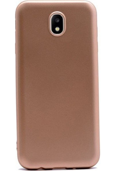 Ygt Samsung Galaxy J7 Pro Premium Silikon Gold