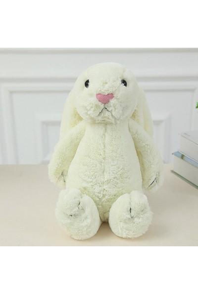 Peluş Tavşan Bej
