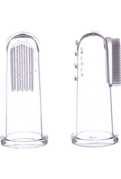 Sanitral Parmak Diş Fırçası 2 Li Sanitral