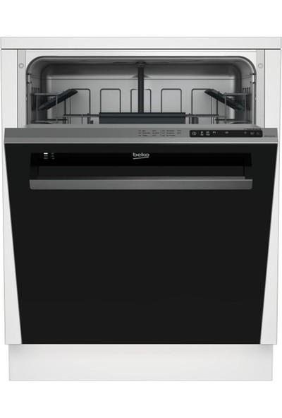 Beko Bma 6312 Sc Tezgah Altı Siyah Cam Kapılı Bulaşık Makinesi