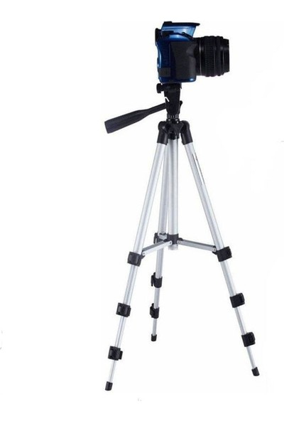 Wonderland W3110 Kamera Tripod Dslr Fotoğraf Makinesi Tripod Alüminyum 102 cm