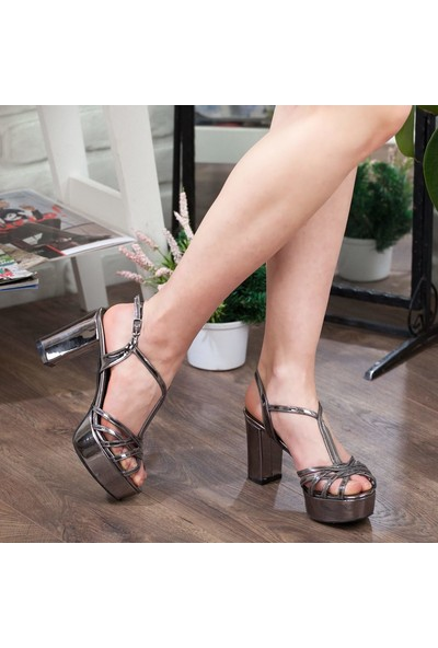 Adım Adım Kadın Abiye Ayakkabı