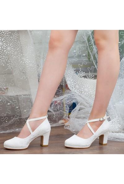 Adım Adım Gelin Ayakkabısı