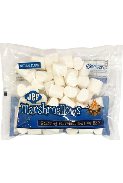 Jef Natural Flavored Marshmallows 275 gr