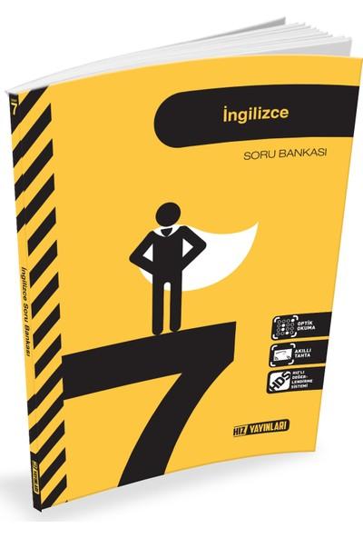 Hız Yayınları İngilizce Soru Bankası 2020 7. Sınıf