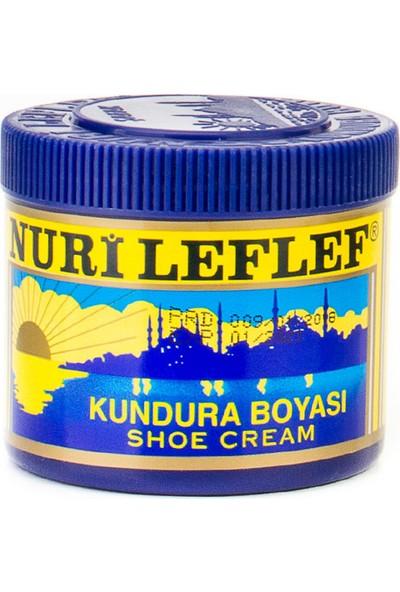 Nuri Leflef Kahverengi Klasik Ayakkabı Boyası 200 ml