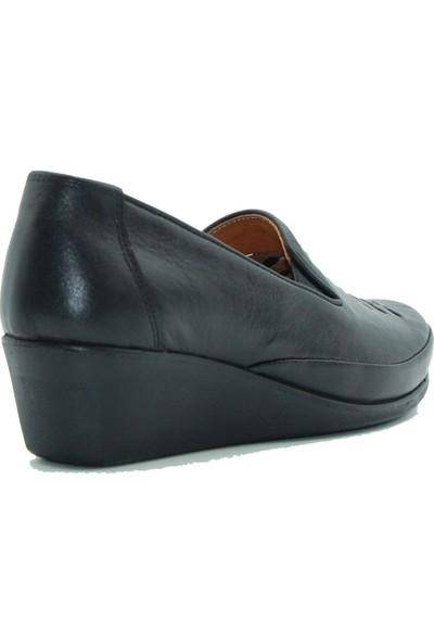 Scavia 19-408 Scavia Deri Kadın Ayakkabı