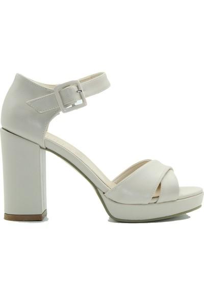 Allina 1606 Kadın Topuklu Ayakkabı